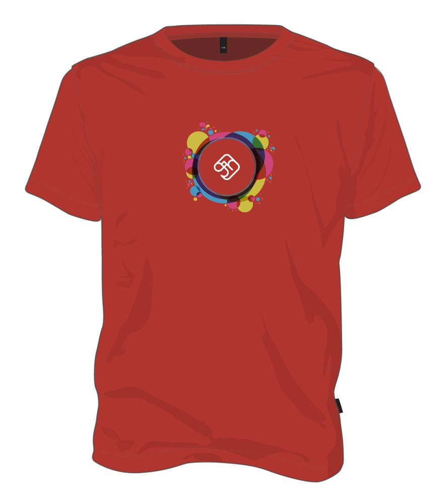 GSS T Shirt Red